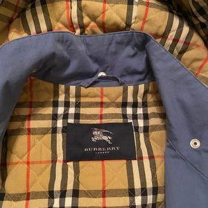 Authentic Men's Burberry Winter Coat